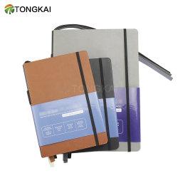 Tongkai Professional Business Notebook con banda elástica