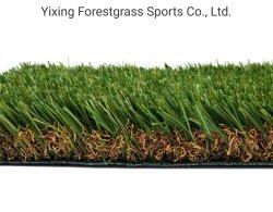 Erba di moquette artificiale sembrante naturale per ornare il vostro giardino