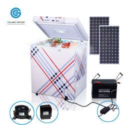 Verschillende Solar Chest Freezer Koelkast met DC en AC oplossing voor Uw Keuze