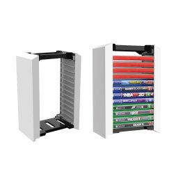 Universal Host patilha da caixa de armazenamento do disco de suporte de CD para a PS5