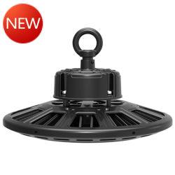 2019 高品質工場 IP54 丸型ブラック LED 照明器具ハイベイ