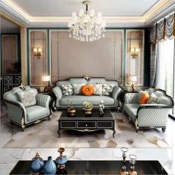 Италия классический бар отеля Угловой кожаный диван в гостиной Домашняя мебель HB004