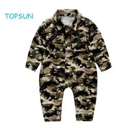2019 Nouveau style body bébé Outwear d'enfants de 0 à 3 ans en pur coton Vêtements Vêtements de camouflage Costume d'escalade