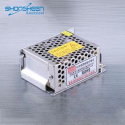 tipo incluso gruppo di alimentazione 35W della piccola cassa del metallo 24V singolo per l'alimentazione elettrica di commutazione del LED