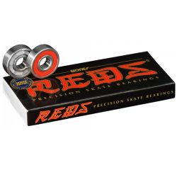 Het Skateboard die van de Rood van beenderen 608RS dragen