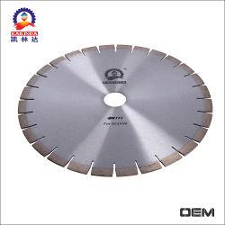 Blad met geringe geluidssterkte van de Zaag van het Graniet van de Hulpmiddelen van de Diamant het Scherpe