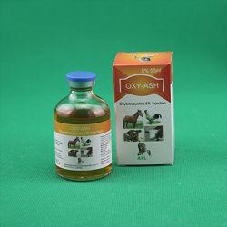 50ml 100ml de l'oxytétracycline HCl pour usage vétérinaire d'injection