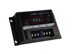 regolatore solare del sistema di CC di illuminazione del caricabatteria del comitato di energia solare di 12V/24V 10A 20A LED