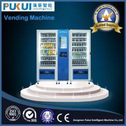 Populares as teclas da máquina de venda automática personalizada