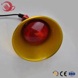 高品質の調節可能な温度の繁殖の暖房の球根金カラーランプのかさ