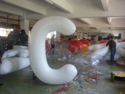 2019 Nueva publicidad Carta inflables Globo 2018 diseños de la Copa del Mundo