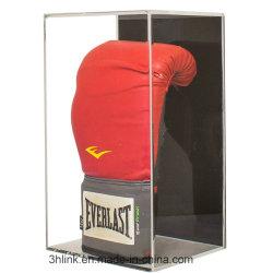 Guante de boxeo de plexiglás claro cuadro acrílico Mit Deckel tienda