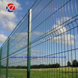 Il PVC domestico del giardino ha ricoperto la rete fissa saldata popolare della rete metallica di V