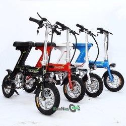 12-Zoll-A-Bike mit Alu-Leichtmetallrad