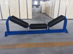 Galvanizado de buena calidad rodillo de HDPE de impacto para triturar