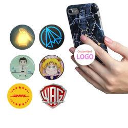 Teléfono móvil popular Pop universal de la tarjeta de teléfono de soporte soporte