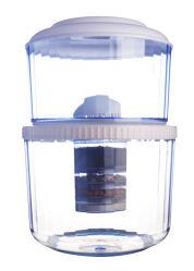 De Filtratie van het water met de Actieve Koolstof van de Pot van de Zuiveringsinstallatie en Ceramische Bal en de Minerale Bal van de Hars (hbf-A2)