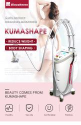 Kuma форма для кожи тела и затяните формирование машины ультразвуковое оборудование для снятия Kuma жира 3 в 1 Массажный ролик