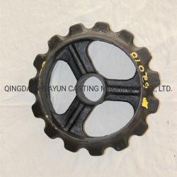 #62078 ATVの鋳鉄のCultipackerの車輪、米国のための9-1/2インチ