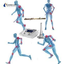 De fysieke Machine BS-Swt2X van de Therapie van de Schokgolf van Eswt van de Apparatuur van de Therapie
