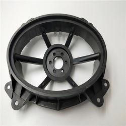 Parte di plastica di ventilazione a basso rumore su ordinazione di alta qualità per il ventilatore di scarico