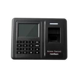 2,4 pouces TFT-LCD 1800 Contrôleur d'accès réseau d'empreintes digitales d'empreintes digitales