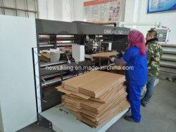 Papelão Ondulado robotizada Cartão máquina de costura/Máquina do grampeador