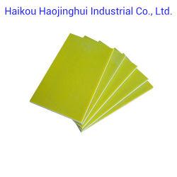 エポキシのガラス繊維の布によって薄板にされるシートFr4/Fr5/G10/G11/3240