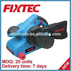 Macchina di smeriglitatura della sabbiatrice larga della cinghia della sabbiatrice elettrica 950W degli attrezzi a motore di Fixtec