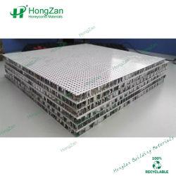 Décoration matériau aluminium Panneau alvéolé pour le levage et l'élévateur