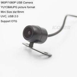 camera van PC 960/1080P HD 30fps de Video MiniUSB2.0 met Vrije Bestuurder voor Androïde Smartphone