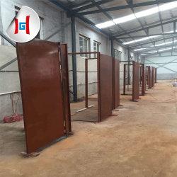 De partes enferrujadas Telhas de aço resistente ao clima frio Q235NH295 Aço Corrosion-Resistant