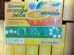 Suco de laranja de emagrecimento Perda Weigt dieta chá Chá Produto de Emagrecimento