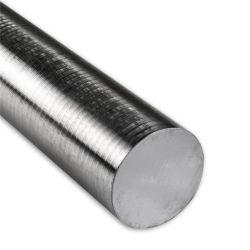 Черная отделка монель 400 никелевый сплав круглые прутки для кадров
