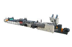 عمليّة بيع حارّة بلاستيكيّة محبوب /PVC/PP/PC موجة [رووف تيل رووفينغ] [شيت إكسترودر] /Extrusion آلة