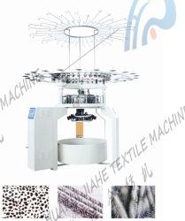 Garn-Wicklungs-Kegel, die Schleifen-Textilstrickmaschine-Mikronerz-Rückseitethrow-Zudecke schneiden, damit Couch und Bett Vlies des Haustier-100%Polyester Woollen Zudecke herstellt