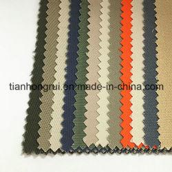 Azul Gris rojo disponible la elección del color tela Cambric Plain teñido de telas de algodón