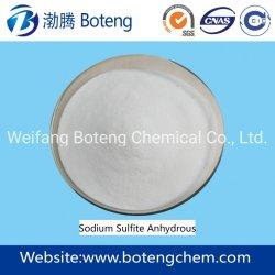 Высокое качество бумага из сульфитной целлюлозы натрия безводного 97%