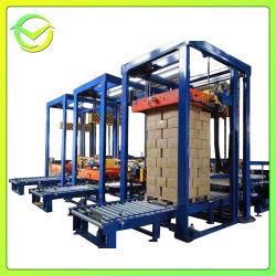 Automatische Stapelaar voor de Apparatuur van de Automatisering van Palletizer van de Verpakking van de Stapelaar van het Karton van Kisten