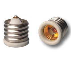 E40 - E27 Керамический держатель лампы адаптера