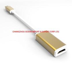 Type C pour l'océan Displayport