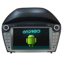 Оптовая торговля в Android Market 2 DIN DVD проигрыватель с автоматической системы GPS и WiFi/3G для Hyundai 2014 IX35