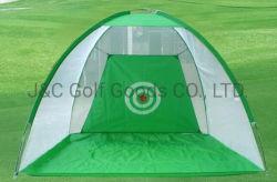 Golf di alta qualità che colpisce golf verde netto degli ausilio alla formazione della gabbia di pratica di golf che guida stuoia