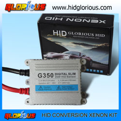 G350 новая конструкция тонкая цифровая комплект ксеноновых ламп высокой интенсивности с ксеноновыми лампами HID лампы балласта