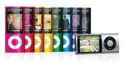 Nouveau lecteur mp4 avec appareil photo / 5e génération MP3 (XU-117)