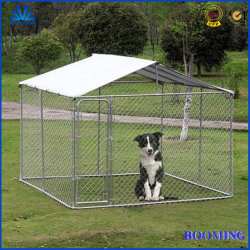Оцинкованный для тяжелого режима работы собака запустить питомник Пэт дом собаки питомника Манеж