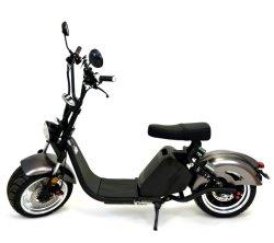 便利なリチウムバッテリ 13 インチロングレンジ、シングルライド用 シート電気オートバイは簡単な様式と