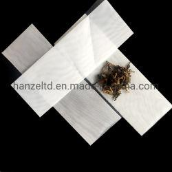 ミクロンの継ぎ目が無い超音波溶接のポリアミドのロジンの出版物のフィルター・バッグ