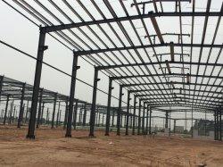 China-Fabrik-hochfestes Berufsarchitektur-Entwurfs-Lager-Stahlkonstruktion