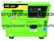 Los generadores de soldador (SW6000SE), alta calidad